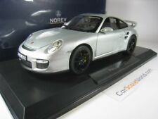 PORSCHE 911 GT2 2007 (997) 1/18 NOREV (SILVER)