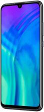 """New Huawei Honor 20 Lite Midnight Black 6.21"""" 128GB Dual Sim 4G Sim Free Unlocke"""