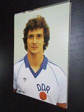 57469 Hans Uwe Pilz Dynamo Dresden DFV unsignierte Autogrammkarte aus DDR Zeiten