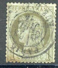 STAMP / TIMBRE DE  FRANCE CLASSIQUE OBLITERE N° 50 / 1 Petit clair COTE 20 €