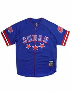 NEW YORK CUBAN  NEGRO LEAGUE BASEBALL JERSEY LIMITED EDITION Jersey