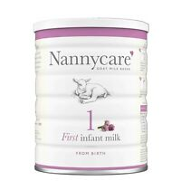 NANNYcare stage 1 Formula First Infant Goat Milk (900g)- UK 1, 3, 4, 6 box