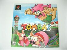 Tomba! Demo Disc ~ Sony Playstation PS1 ~ BRAND NEW SEALED
