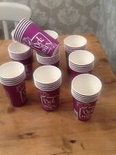 50 Pick N Mix Tub Cups. Party Wedding Birthday Sweet Stand