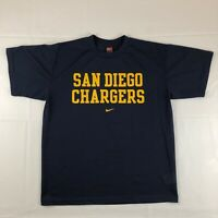 Vintage San Diego Chargers Nike Shirt Mens size M