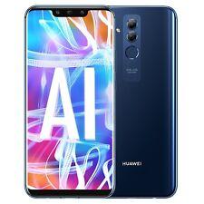 "New 6.3"" Huawei Mate 20 Lite Single-SIM 64GB Blue Factory Unlocked 4G SIMFree"