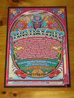 BIG DAY OUT - 2013 Australian Tour - Laminated Promotional Poster