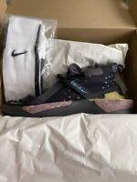 "Nike ISPA Drifter Split ""Black/Smokey Ma"" Men's Trainers Limited Stock All Sizes"
