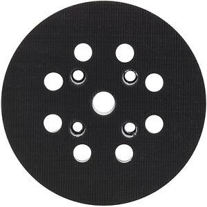 Bosch Klett-Schleifteller 125 mm für Exzenterschleifer PEX 300 AE und PEX 400 AE