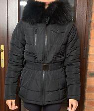 Black Froccella Coat