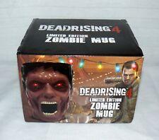 DeadRising 4 Limited Edition Zombie Face Mug Cup NIB Ceramic