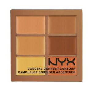 NYX Conceal, Correct, Contour Palette - Deep (Free Ship)