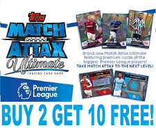 Topps MATCH ATTAX ULTIMATE 18/19 Base Cards #1-100 BUY 2 Get 10 FREE!!