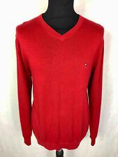 TOMMY HILFIGER Maglione Maglia Uomo Cotone Man Sweater Knitwear Sz.XL - 52
