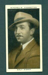 WALT DISNEY, no17 MITCHELL - A GALLERY OF 1935