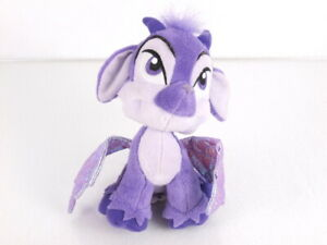 Neopets Plush Purple Faerie IXI 6 Inch Stuffed Animal Toy