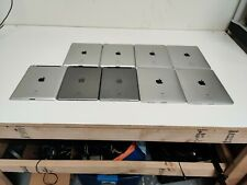*Lot of 9 iPads* 2 A1395 2 A1475 4 A1219 1 A1397 For parts, sold as is.