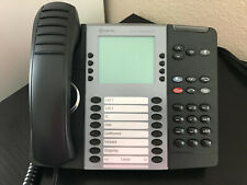 Mitel 8568 LCD Display Office Phone with Stand Part # 50006123