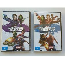 Guardians Of The Galaxy / Guardians Of The Galaxy 2 (DVD, 2018, 2-Disc Set)