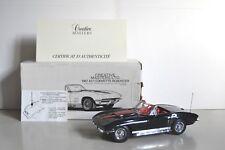 "Creative Masters 1/20. Corvette ""Sting Ray"" 427 1967. Réf. Nº CM-03 S.L 1500 ex."