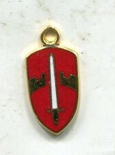 US Army MACV MILITARY ASSISTANCE COMMAND VIETNAM Sweetheart Jewelry Charm