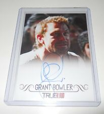 True Blood Archives  Autograph Card  Grant Bowler as Cooter (Defiance)