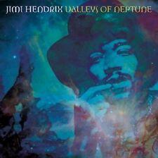 JIMI HENDRIX - VALLEYS OF NEPTUNE  CD  12 TRACKS CLASSIC ROCK & POP  NEW+