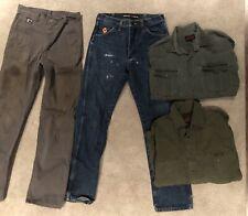 0dcdefb3d29f Men s Lapco FR Pants   Wrangler FR Sz 30 Ridge Rider Shirts