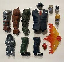 Marvel Legends Mixed BaF (Build A Figure) and Parts Lot