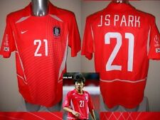 South Korea Jisung Park Adult L Nike 2002 Shirt Jersey Football Soccer Rare Top