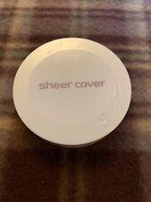 Sheer Cover Conceal Brighten Highlight Trio Creamy Tan Dark All Skin Types 3g