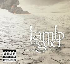 Lamb of God - Resolution [New CD] Explicit