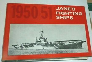 Jane's Fighting Ships 1950 - 51 (1975 Reprint)