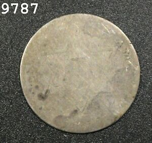 1857 Three-Cent Piece (Trime) *Free S/H After 1st Item*