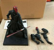 Kotobukiya Artfx+ Star Wars Phantom Menace Darth Maul 1/10 Scale Statue Figure