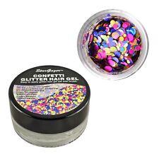 Stargazer Confetti Glitter Hair GEL Sgs225-c Candyt