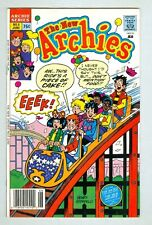 New Archies #6 June 1988 VF/NM