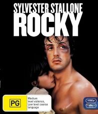 Rocky I - Blu-ray Region B Aus Used But Looks As New Low P&H
