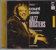 COUNT BASIE - JAZZ MASTERS - CD  - NEW -