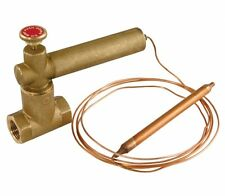 'TESLA' Remote Fire Valve for Oil Boilers - 90C- Max.Capillary length up to 3mtr