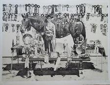Richard McLean 1934 -2014 lithographie Greentree's Sloe Gin extrait DOCUMENTA 72