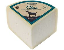 The Best Portuguese Cured Goat Cheese Pure Reserve w/ Hard Paste and White Color