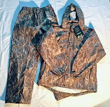 Frogg toggs all sport suit mossy oak break up country jacket/pant Men's size M