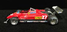 Brumm 1:43 1982 Ferrari 126C2 #27 Patrick Tambay Italy Grand Prix