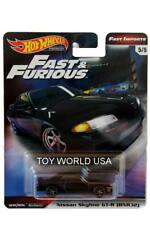 2019 Hot Wheels Fast Imports Fast & Furious #5/5 Nissan Skyline GT-R (BNR32)