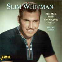 WHITMAN SLIM - MAN WITH THE SINGING GUITAR V3 [CD]