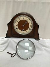 Bentima Westminster Chimes Mantle Clock, Perivale Movement.