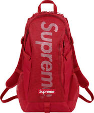 SUPREME BACKPACK DARK RED SS20 BRAND NEW, AUTHENTIC.