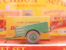 Vintage DINKY Landrover Trailer No.341. Complete with original box.