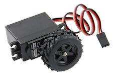 Kit Servomoteur à rotation continue + roue en caoutchouc - SR4200